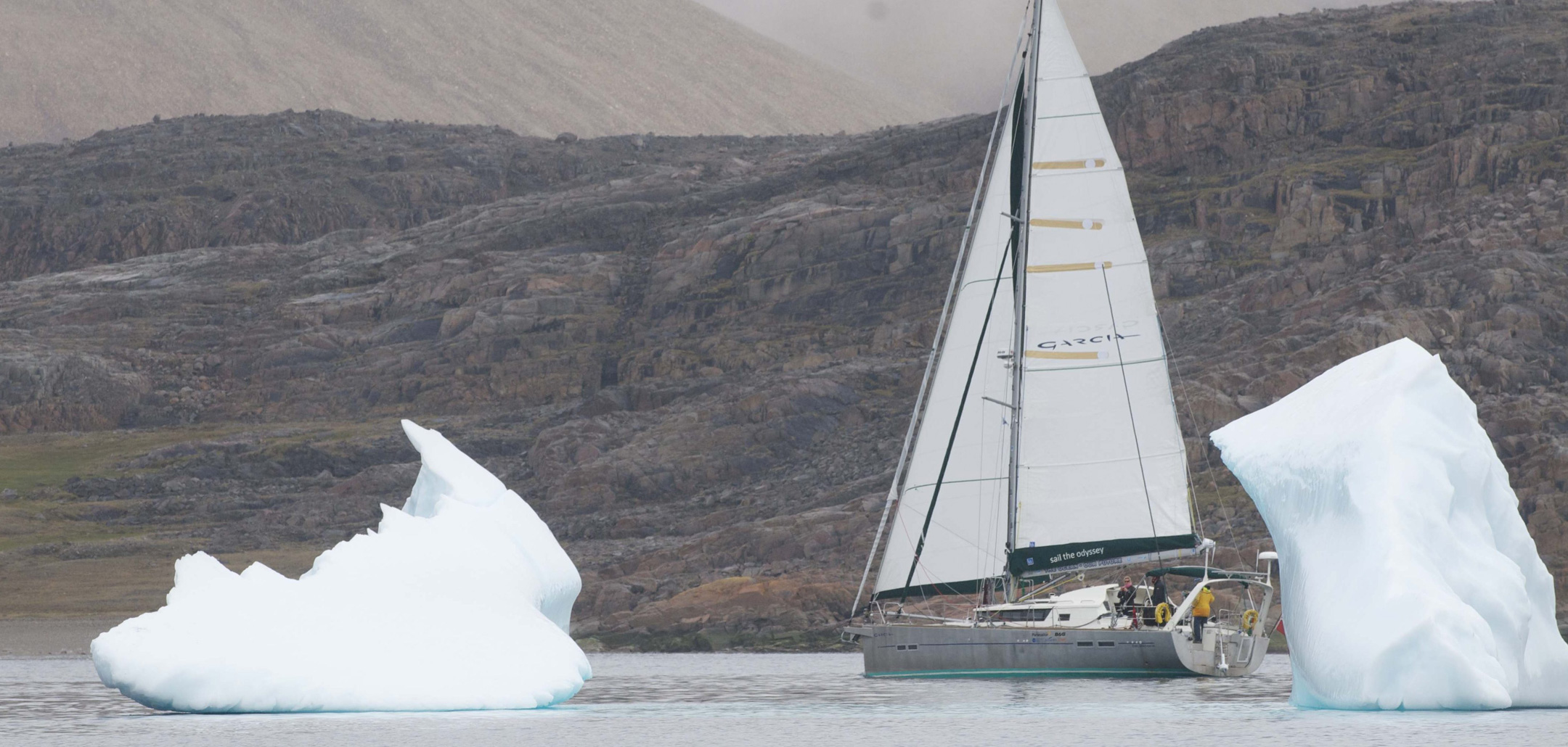 Sailing Journey and Navigations around the World - Garcia Yachts