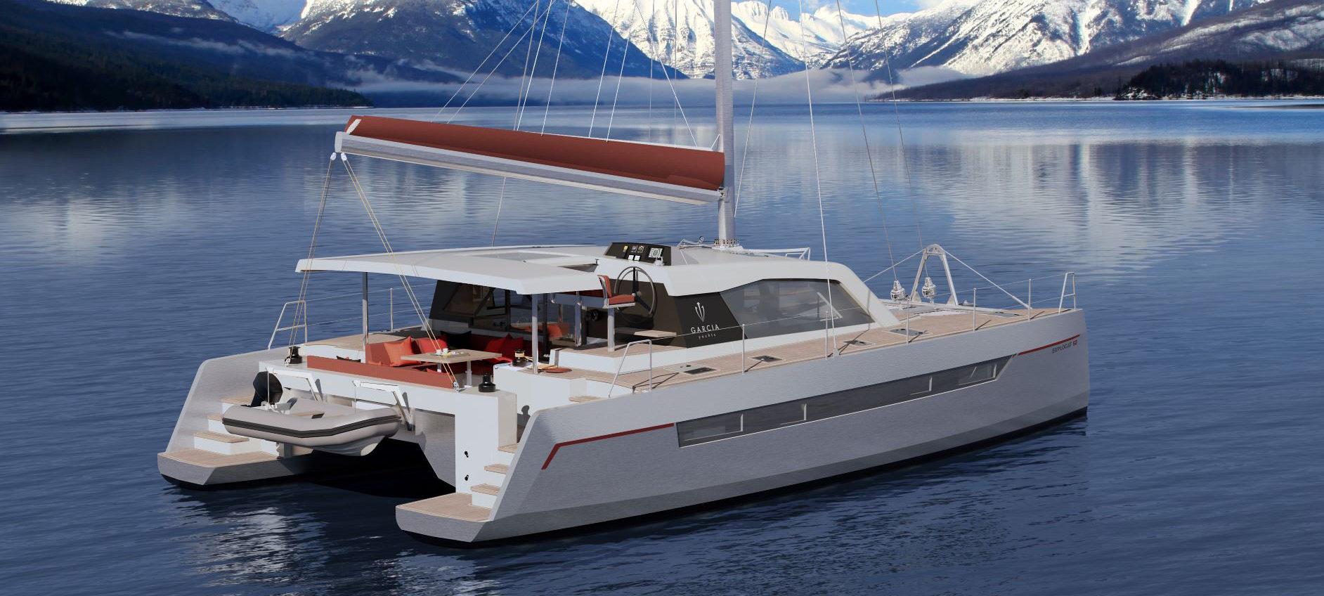 Explocat 52 - The Aluminium Exploration Catamaran - Garcia
