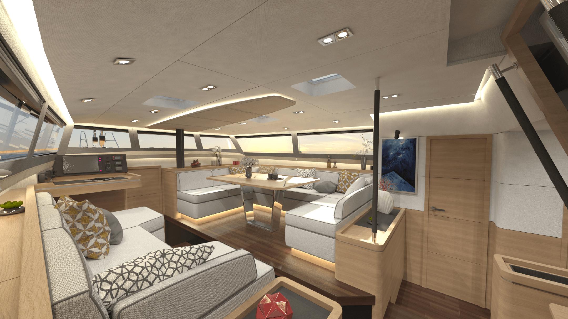 Le chantier Garcia Yachts est spécialisé depuis sa création dans la construction de voiliers à coque aluminium et il fait aujourd'hui partie du Groupe Grand Large Yachting. Dériveurs intégraux ou catamarans, les voiliers Garcia Exploration se démarquent par leur ra