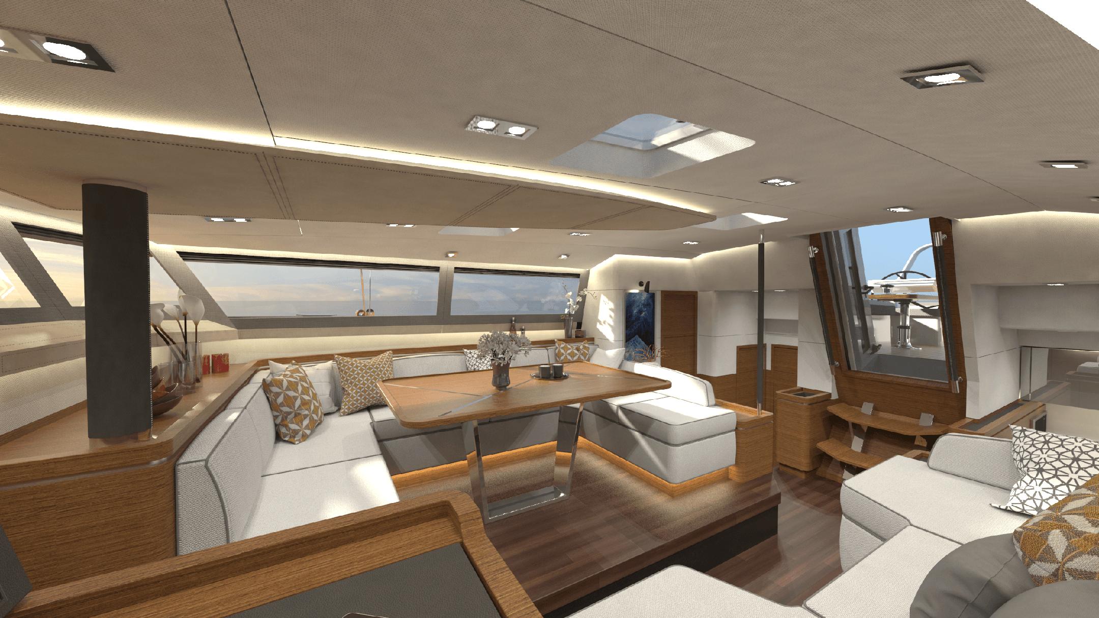 Le chantier Garcia Yachts est spécialisé depuis sa création dans la construction de voiliers à coque aluminium et il fait aujourd'hui partie du Groupe Grand Large Yachting. Dériveurs intégraux ou catamarans, les voiliers Garcia Exploration se démarquent par leur radicalité, tels que les Maracu