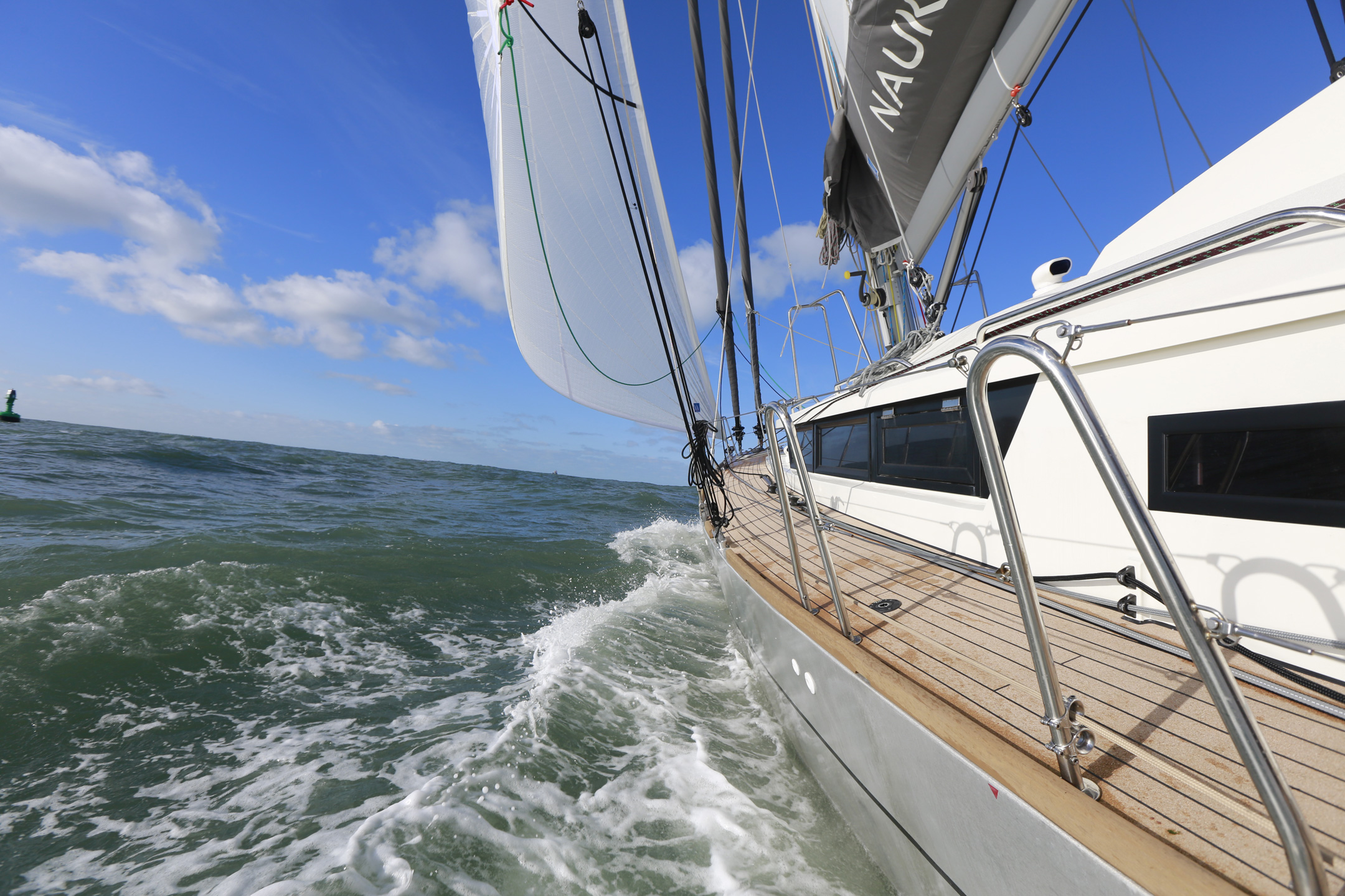 Exploration 45 - Aluminium Centerboard Sailboat - Garcia Yachts