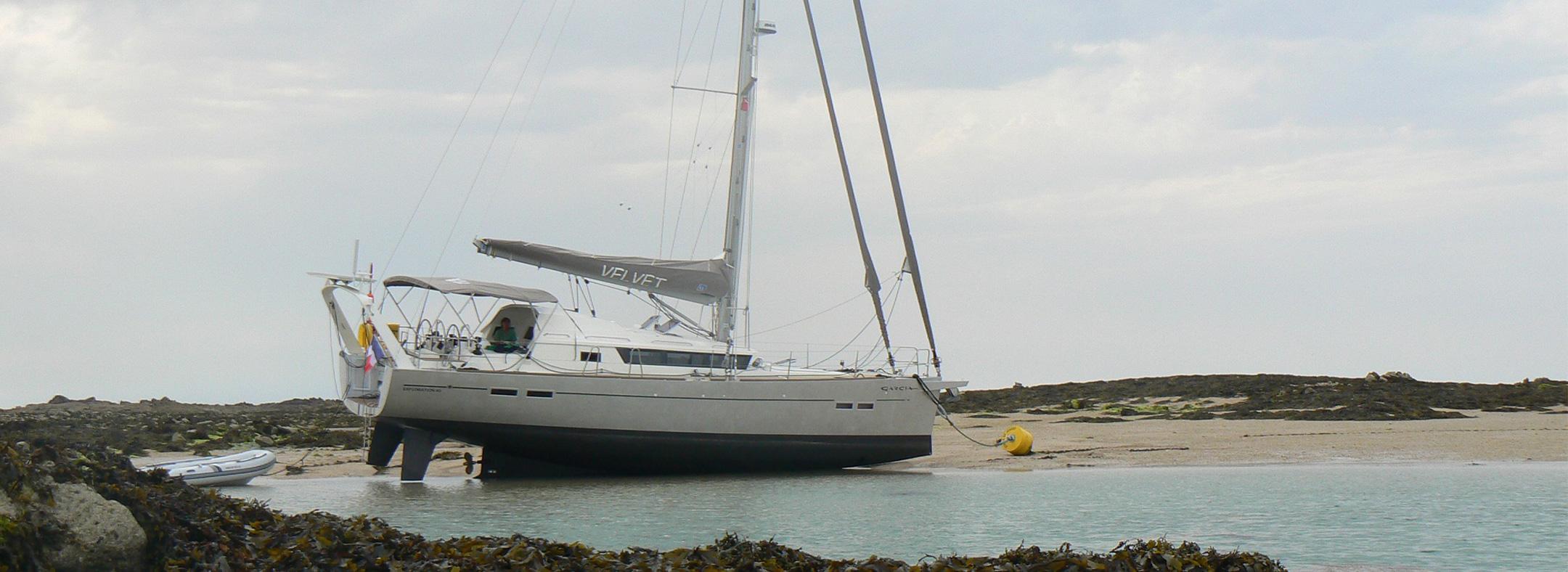Choosing a Centreboard Yacht - Garcia Yachts