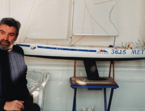 Jean-Luc Van Den Heede : De 36.15 MET à la Golden Globe Race
