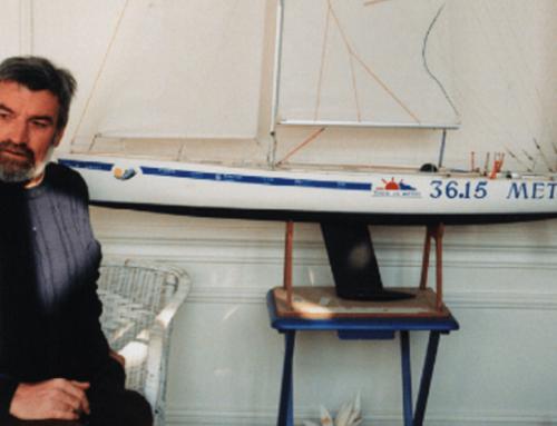 Jean-Luc Van Den Heede: From 36.15 MET to the Golden Globe Race