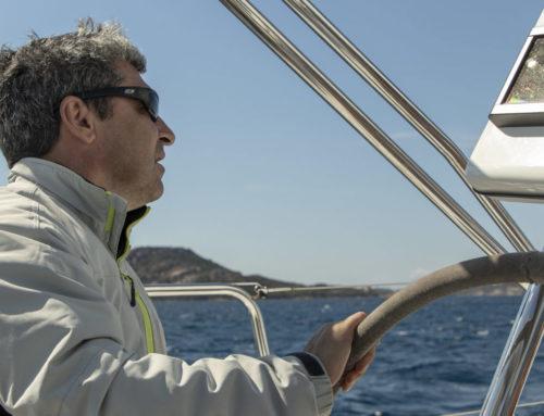 Olivier Racoupeau, architecte des plus grands chantiers navals, nous parle des voiliers Garcia…