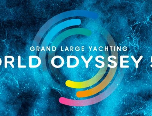 Grand Large Yachting World Odyssey: new website