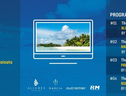 Blue Water Sailing Webinars – replays