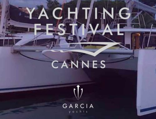 The Garcia Explocat 52 at Cannes Yachting Festival: a milestone
