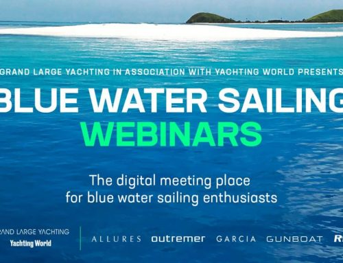 "Launching of ""Blue Water Sailing Webinars"" 2021 edition"